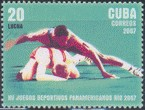 Stamp from Cuba